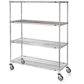 Metro® Super Erecta® Wire Shelf Trucks