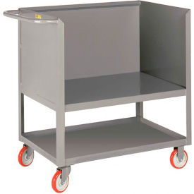 Little Giant® Raised Platform Box Trucks