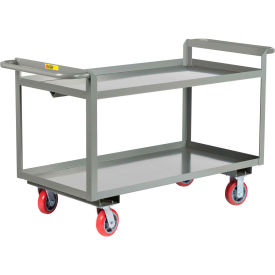 Double Handle Heavy Duty Shelf Truck