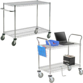 Nexel® ESD Shelf Carts