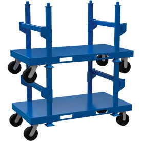 Stackable Material Carts