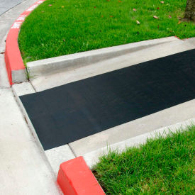 Oudoor Corrugated Rubber Ramp Mats