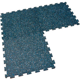 Recycled Rubber Tiles