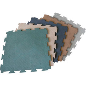 Terra-Flex Rubber Interlocking Tiles