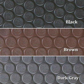 Radial Rubber Flooring