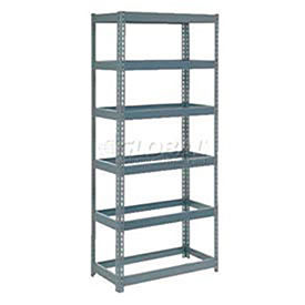 Global Industrial™ Boltless Steel Shelving Without Decking, USA Made
