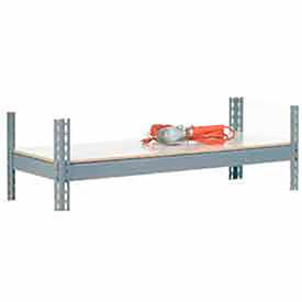 Boltless Shelving - Additional Levels - Made in USA