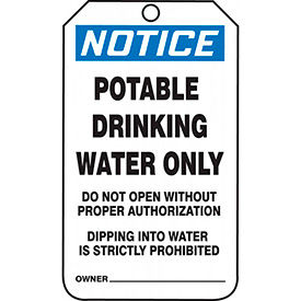 Water Cooler Safety Tags & Labels