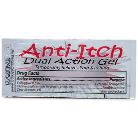 Anti-Itch First Aid Gel