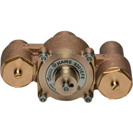 Haws® Thermostatic Mixing Valves