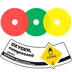 Safety Accident Prevention Labels