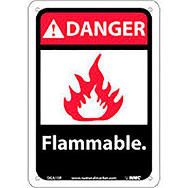 Flammable Material Signs