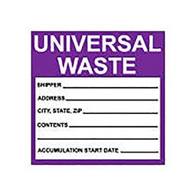Hazardous Waste Signs