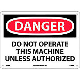 Machine Guarding Signs