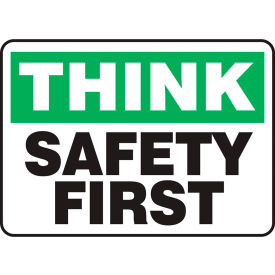 Safety Culture Signs