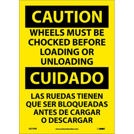 Bilingual Caution Signs