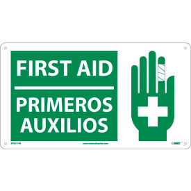 Bilingual First Aid Signs