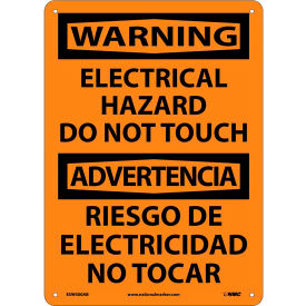 Bilingual Warning Signs