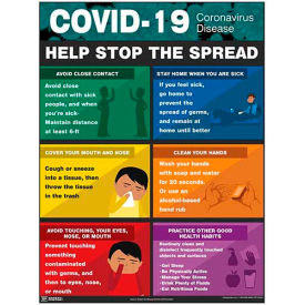 COVID-19 Informational Posters & Signs