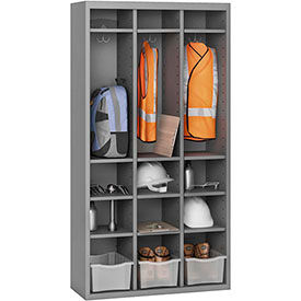 Tennsco Welded Cubby Lockers