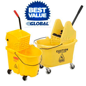 Mopping Mop Buckets Amp Wringers Cyclomop Cleaning