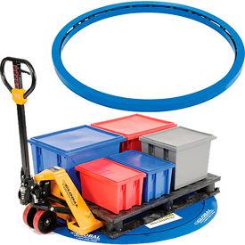 Ergonomic Circular Pallet & Skid Carousels