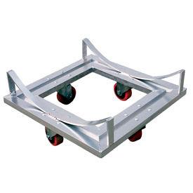 Vestil Portable Aluminum Cradle Cart