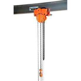 Low Headroom Hoist & Trolley Combos