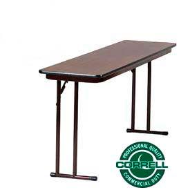 Correll -  High Pressure Seminar Tables