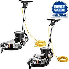 Global Industrial™ Floor Burnishers
