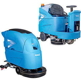Global Industrial™ Automatic Floor Scrubbers - Battery Powered