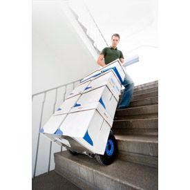Wesco® Liftkar® SAL Series Powered Stair Climbing Appliance Trucks