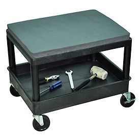 Plastic Mobile Mechanics Stool