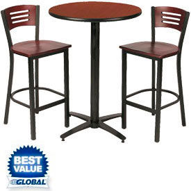 KFI – Bar Height Lunchroom Tables