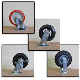 Replacement Casters for Little Giant® Carts & Trucks