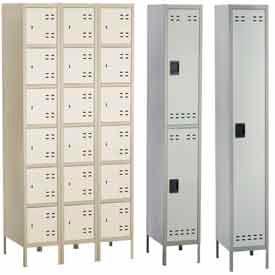 Standard Steel Office Lockers