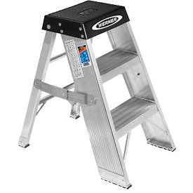 Werner® Aluminum Step Stand