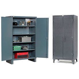 All-Welded Heavy Duty 12 Gauge Storage Cabinets