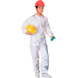 Polypropylene Disposable Protective Coveralls
