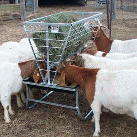 Animal Troughs & Feed Bunks