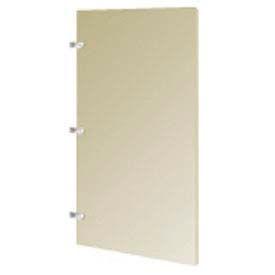 Metpar Plastic Laminate Wall Mounted Urinal Screens