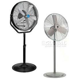 TPI & CD Industrial Pedestal Fans