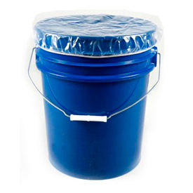 Global Industrial™ Elastic Band 5 Gallon Pail Covers