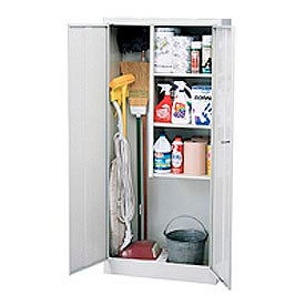 Sandusky Janitorial Cabinets