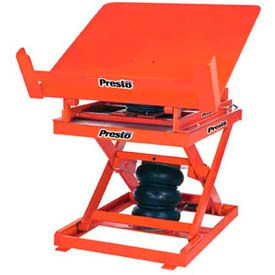 PrestoLifts™ Pneumatic Lift & Tilt Tables