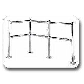 VersaCart® Indoor Shopping Cart Corrals