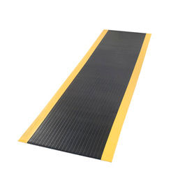 Ribbed Vinyl Sponge Anti Fatigue Matting