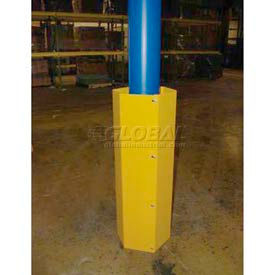 Hexagonal Steel Column Guard
