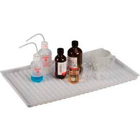 Justrite Countertop Lab Poly Tray