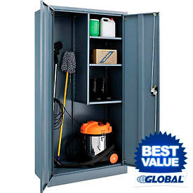 Janitorial Cabinets At Global Industrial